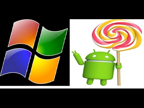 How To Install Android 5.0 Lollipop On Windows Pc Or Tablet (Dual Boot) Tutorial