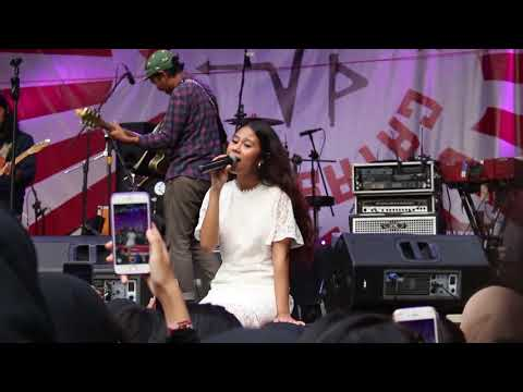 Nadin Amizah - Rumpang @ CATASTROPA 2018 SMAN 38 Jakarta