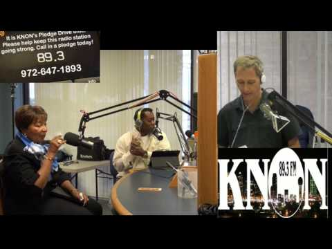 Knon 89, Lambda Weekly 201511 with Rep  Eddie Bernice Johnson, Lerone & David Taffet
