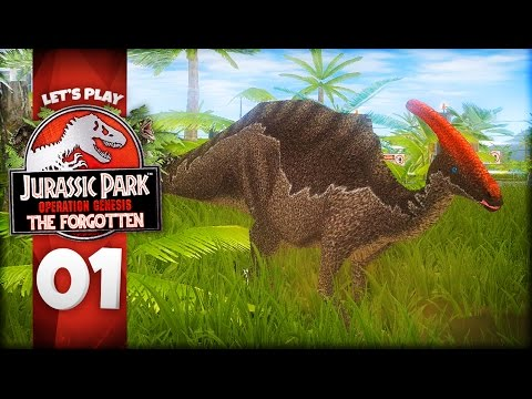 Jurassic Park: Operation Genesis | MESOZOIC REVOLUTION (Let's Play JPOG Part 1)
