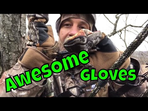 Legendary Whitetails Huntguard Archer Gloves