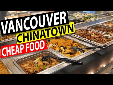 Vancouver Chinatown -