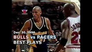 Video December 30, 1996 Bulls vs Pacers highlights download MP3, 3GP, MP4, WEBM, AVI, FLV Oktober 2018