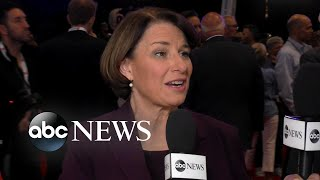 Sen. Amy Klobuchar joins ABC News Live to discuss debate performance