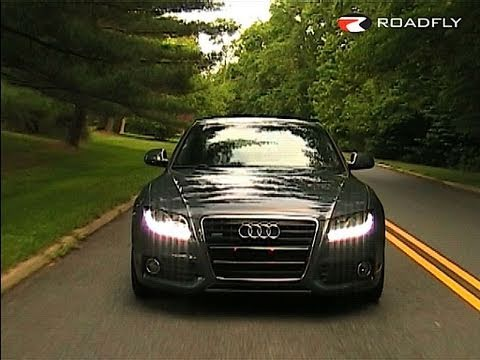 Roadfly.com - 2008 Audi A5 Coupe
