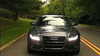 Roadfly.com - 2008 Audi A5 Coupe