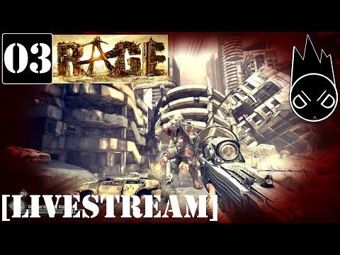 LIVESTREAM: RAGE (3) - (Against this Short Stream Maybe)