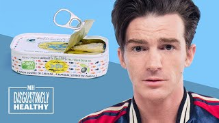 Drake Bell Tries Crickets For The First Time | Disgustingly Healthy | Men's Health