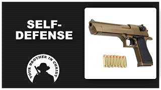 Can Christians Concealed Carry? 🔫📔🛡✝