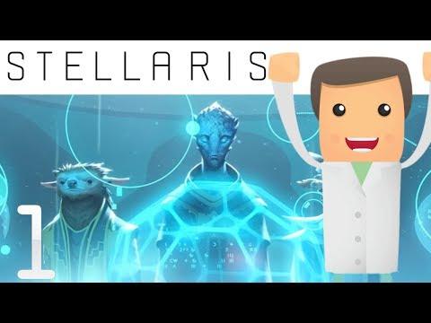 NUEVA EXPANSIÓN - NUEVA AVENTURA ► Stellaris Utopia #1 [ Gameplay Español ]