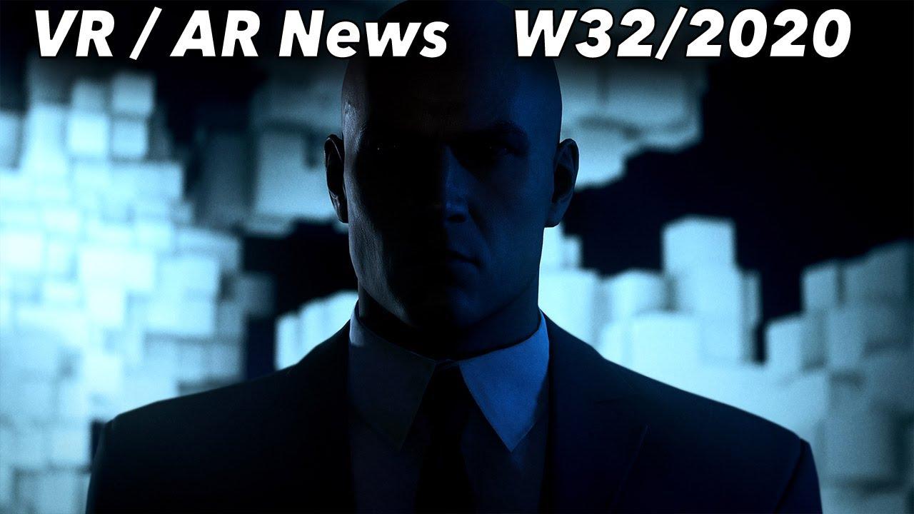 VR News, Sales, Releases (KW 32/20) Hitman 3 VR, Tarzan VR, VTOL 1.0, VR Tracking Test
