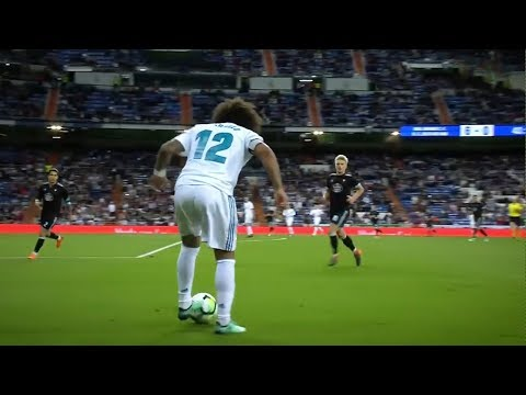 30 Ridiculous Skills Marcelo Has Done In 2018 | HD