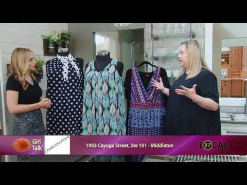 Girl Talk   Z. Bella Boutique   Episode 385   5/18/17