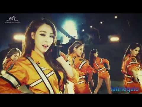 GIRLS' GENERATION vs. TEEN TOP - Rock Me If You Can [latinogalo MASHUP]