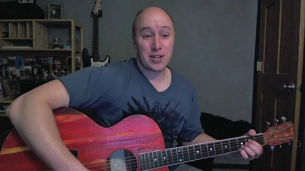 Blown Away Guitar Lesson Carrie Underwood Youtube