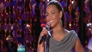 Beyoncé At Last Live A Ellen De Generes 2008 Hq