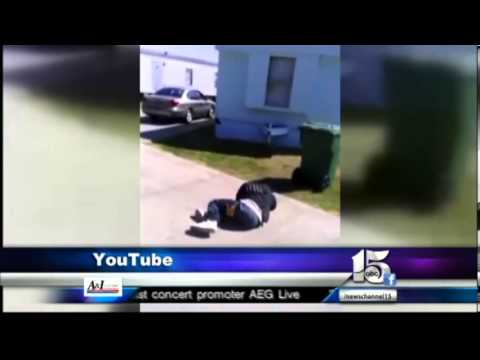 YouTube video shows man being beaten in Lake City