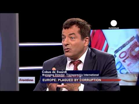 Is there a corruption crisis in Europe?