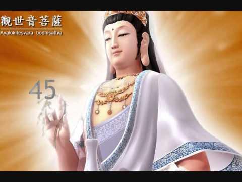 108遍 六字大明咒 共修 108 Six Syllables Mantra Chanting [附计数表] .wmv