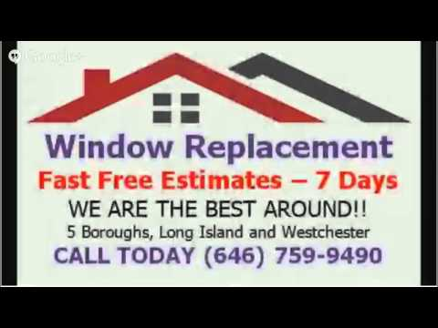 windows replacement contractors manhattan