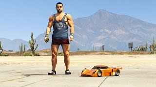 EXTREME RC CAR MOD! (GTA 5 Mods)