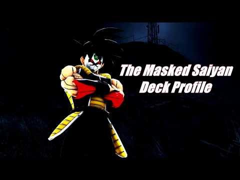 THE MASKED SAIYAN AGGRO DECK PROFILE DRAGON BALL SUPER CARD GAME