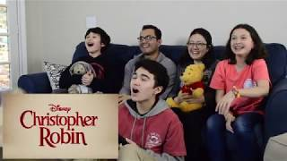 CHRISTOPHER ROBIN || TRAILER REACTION || MAJELIV PRODUCTIONS 2018