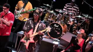 Bootsy Collins - June 22, 2012 - Indianapolis, IN @ The Vogue Theatre