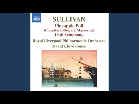 "Symphony In E Major, ""Irish"": III. Allegretto - Moderato - Tempo I"