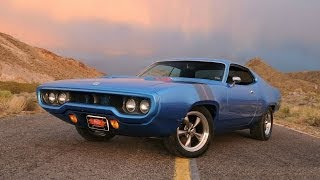 Из грязи в князи   Plymouth Road Runner 71