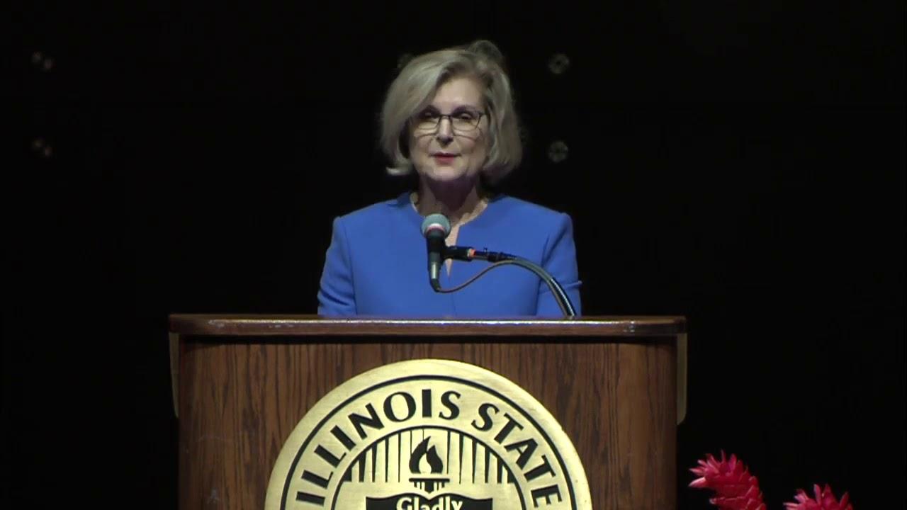 Image for Illinois State University CFA Naming Ceremony webinar