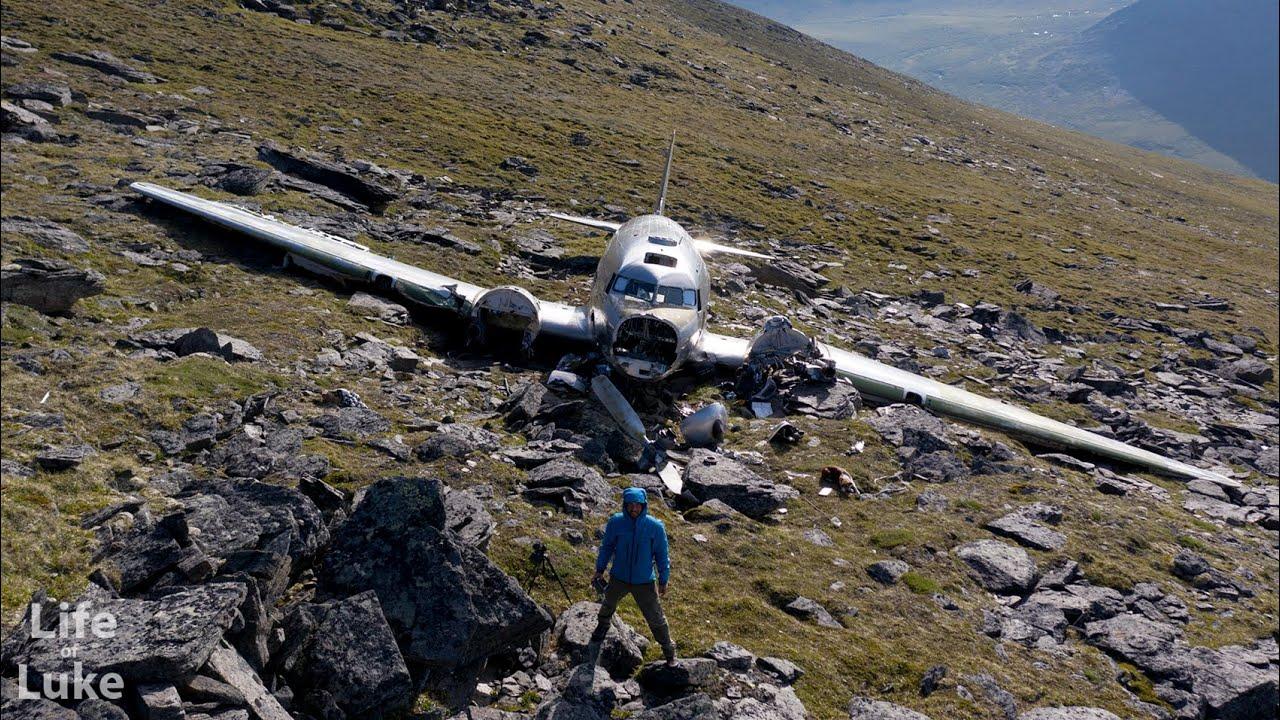Download Abandoned Yukon: C-47 Plane Crash