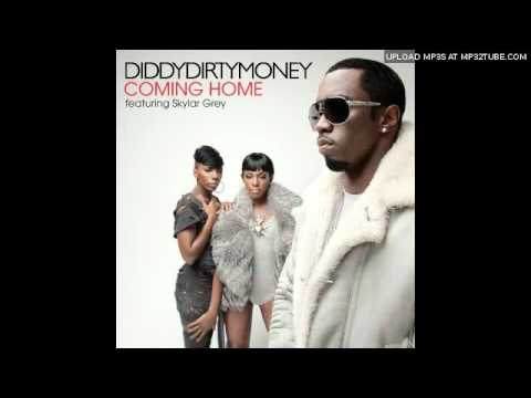 Diddy Dirty Money - Coming Home (James Nao vs Dirty South Remix)