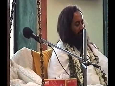 Ashram Satsang with Guruji 2000