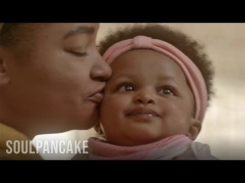 Babies Hear Love Letters From Their Moms