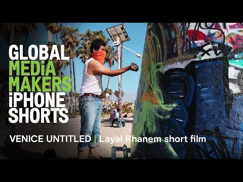 Layal Rhanem short film - shot on iPhone | VENICE UNTITLED | Global Media Makers
