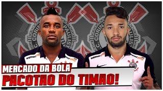 CICINHO & CLAYSON RUMO AO CORINTHIANS! - MERCADO DA BOLA