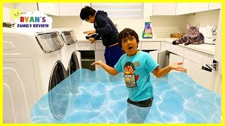Our Cats Flooded our House with Water Everywhere!!! thumbnail