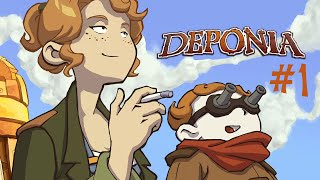 Deponia : The Complete Journey Ep.1 [Rediff LIVE] - Quartzall.
