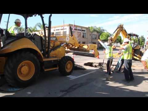 City of Orange Public Works Department Works For You
