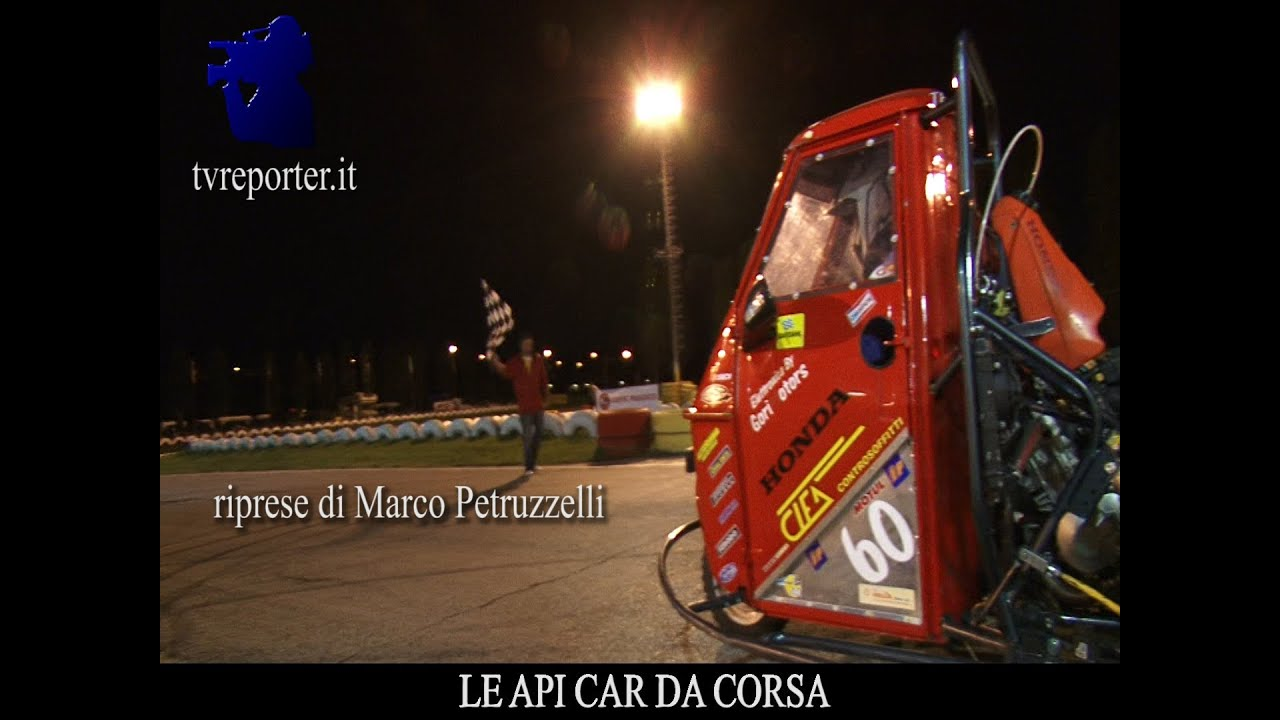 Incredibile Velocita Le Ape Car Da Corsa Modificate Youtube