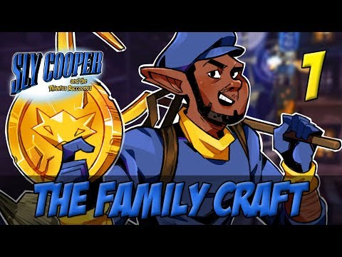 [1] The Family Craft (Let's Play The Sly Cooper Series w/ GaLm)