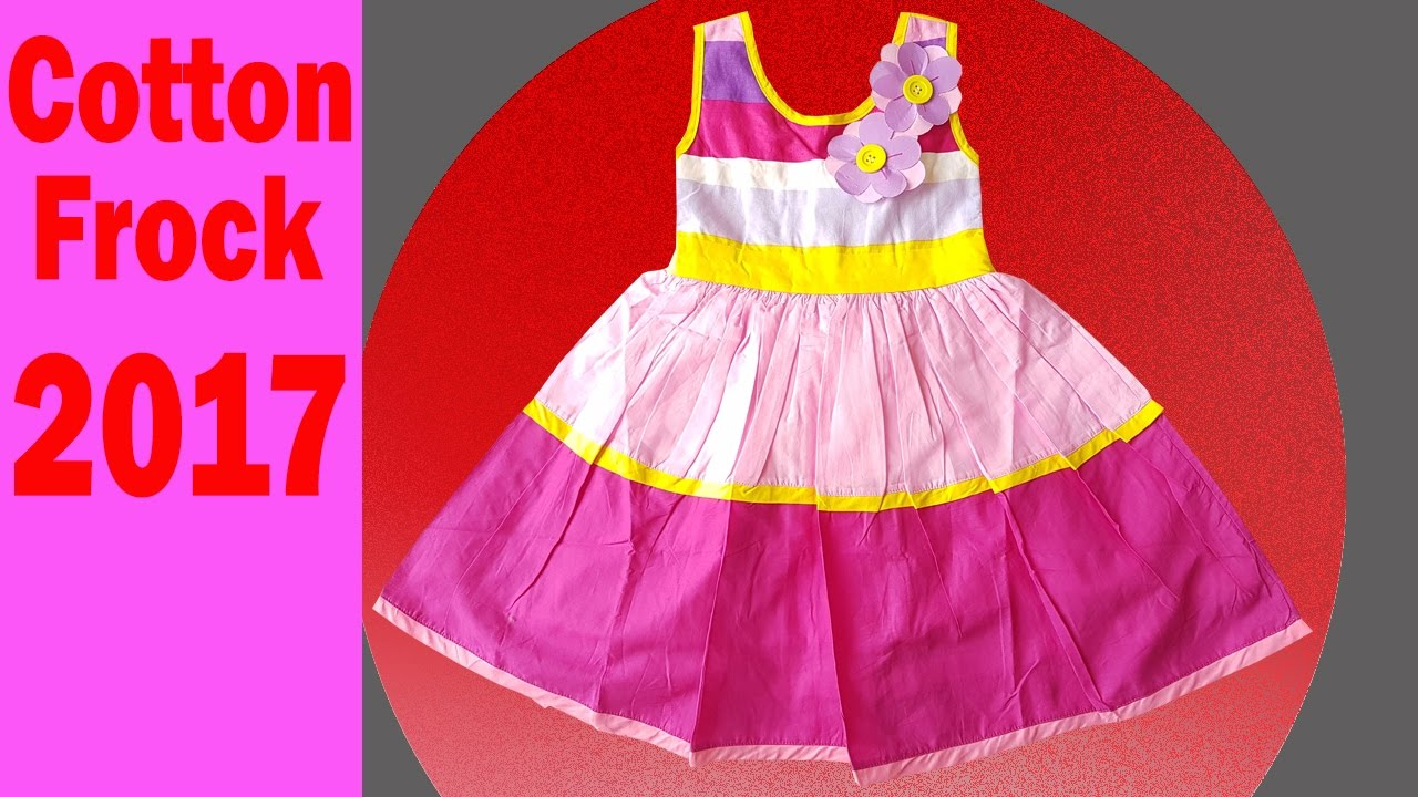6a544f2c21af Latest baby frock patterns