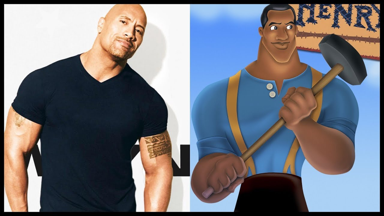 The Future Face of Black Male Masculinity? | The Rock as John Henry Sparks Convo.