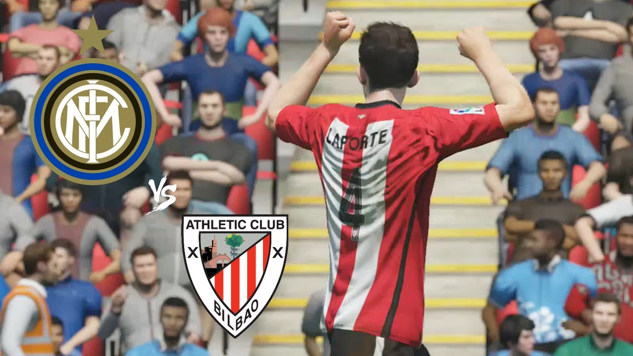 Fifa 16 Playstation 4 Inter De Milão X Athletic Bilbao