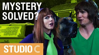 Scooby-Doo Finds the Real Monster - Studio C