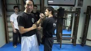 GM Samuel Kwok, 7th Seminar Wing Chun in Russia (Moscow), March 2013
