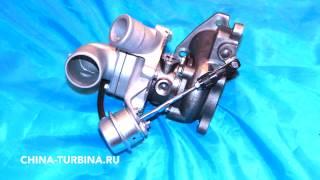 Турбокомпрессор Турбина 28200-42700 двигатель D4BH 4D56TCI Hyundai PORTER II замена 7159245004S(Турбокомпрессор Турбина 28200-42700 двигатель D4BH 4D56TCI Hyundai PORTER II замена 7159245004S сайт - http://china-turbina.ru/ старница детал., 2015-08-31T07:54:10.000Z)