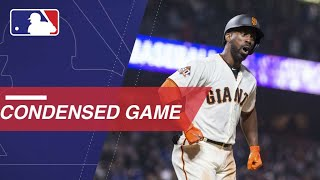 Condensed Game: LAD@SF - 4/7/18