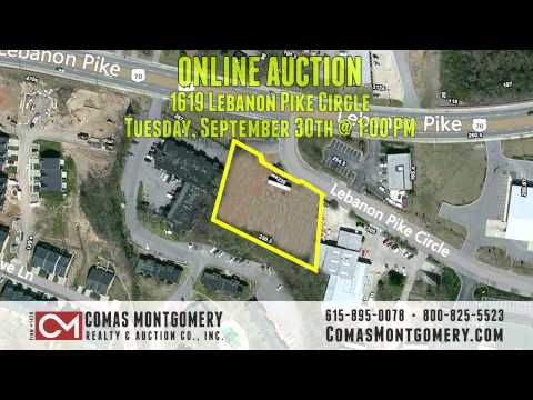 Comas Montgomery Realty and Auction Co. September 2014 Featured Auctions